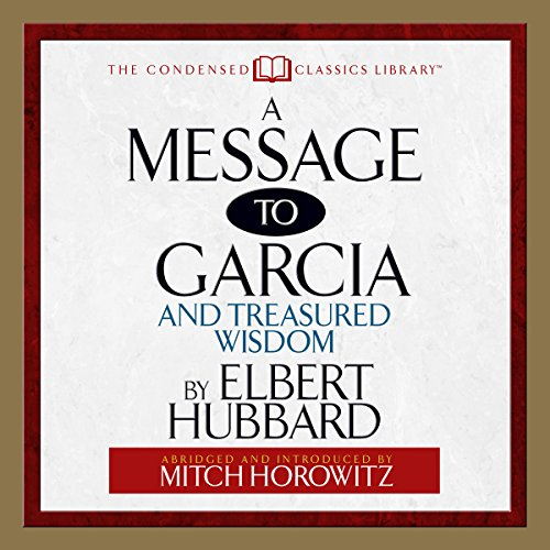 A Message to Garcia cover art