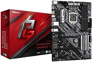 ASROCK H470 Phantom Gaming 4 Supports 10th Gen Intel Core Processors (Socket 1200) Motherboard