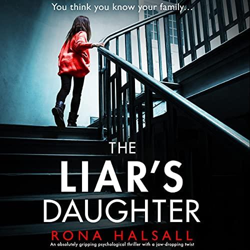 『The Liar's Daughter』のカバーアート