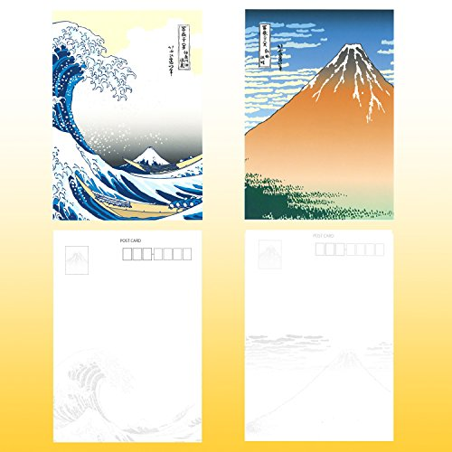 『日興美術 ポストカード 富嶽名作選 四季の富士山 10枚セット NRS0015』の3枚目の画像