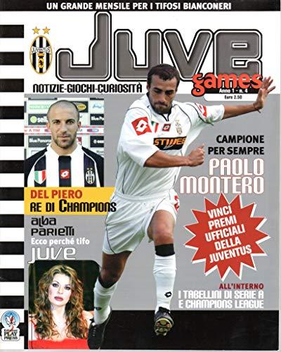 Juve Games 4 novembre 2002 Del Piero-Montero- Alba Parietti