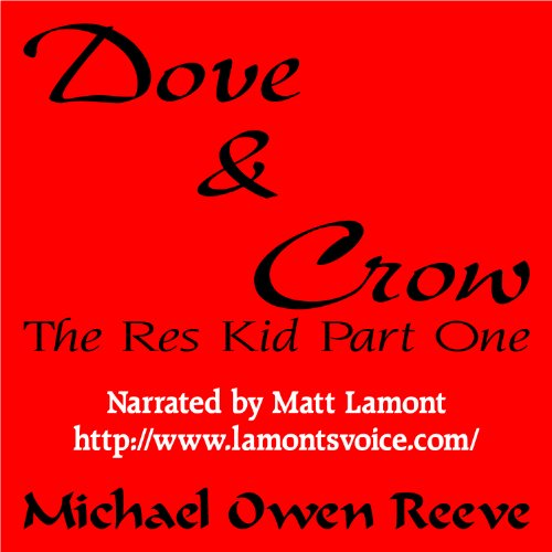 Dove & Crow audiobook cover art