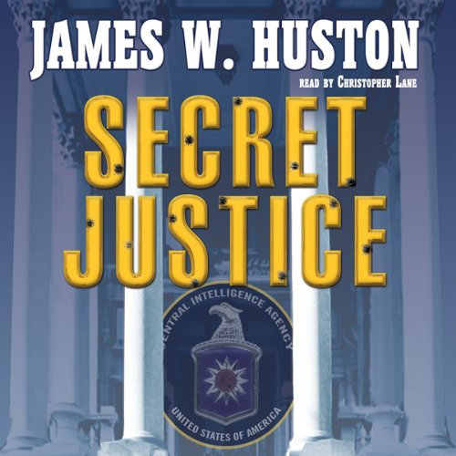 Secret Justice copertina