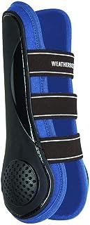 WEATHERBEETA PRO AIR Open Front Boots Black/Blue Warmblood Horse Rug