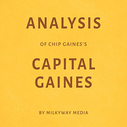 Analysis of Chip Gaines' Capital Gaines Titelbild