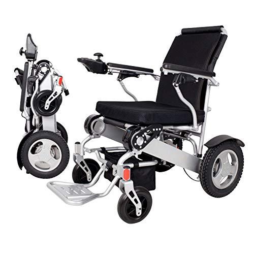GFKSMS Medical Opvouwbare oudere automatische gebruikt sport krachtige elektrische rolstoelen