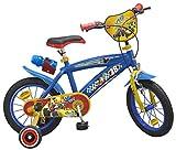 TOIMSA- Disney Mickey Mouse Bicicleta con Pedales (85-1414)