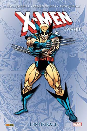 X-Men: L'intégrale 1994 III (T39)