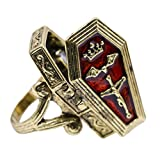 Arsimus Openable Casket Ring (Gold)