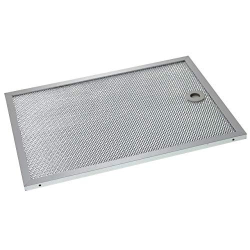 vhbw Filter Metallfettfilter, Dauerfilter kompatibel mit Rex/Electrolux CA656DEX, CA956DEX Dunstabzugshaube