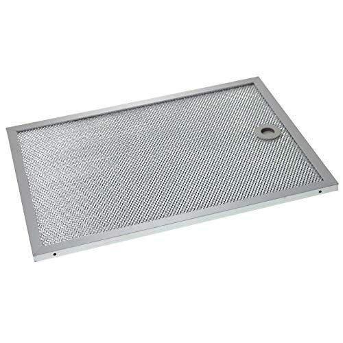 vhbw Filter Metallfettfilter, Dauerfilter passend für AEG 8060D-M, 8090D-M Dunstabzugshaube