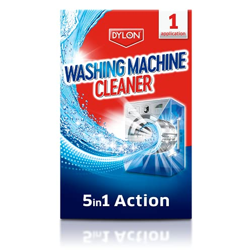 Colour Catcher Washing Machine Cleaner 5 in 1 Removes Limescale, Deep Cleans and Freshens, 1 Application for Cleaning a Washing Machine.