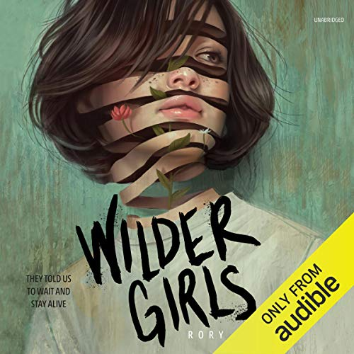 Wilder Girls audiobook cover art