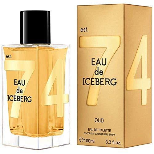 Iceberg Eau de Toilette Herren Eau De Iceberg Oud 100 ml, Preis/100 ml: 14.99 EUR