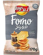 Lay's Forno Black Pepper 170gm