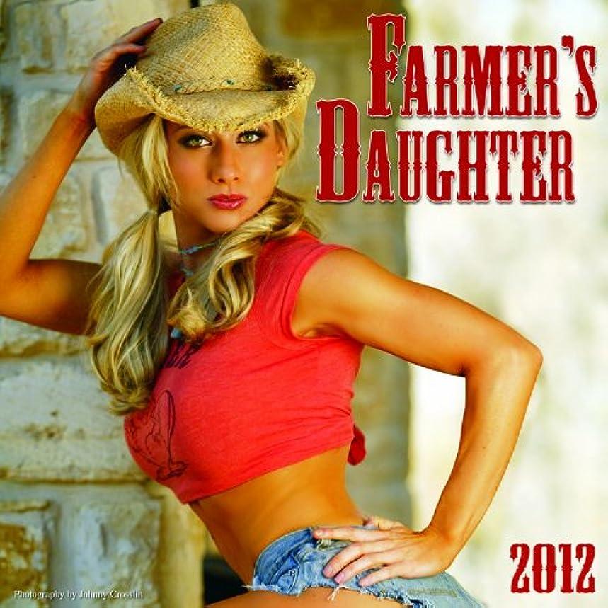 ファイナンストーナメント団結Farmer's Daughter 2012 Calendar