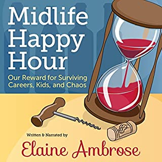 Midlife Happy Hour cover art