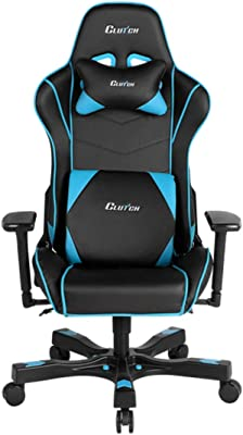 CLUTCH CHAIRZ Crank Series Charlie Gaming Chair (Blue)