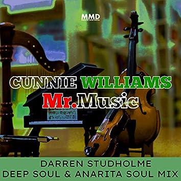 Mr.Music(Darren Studholme Soul Mixes)