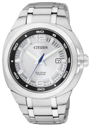 Citizen Herrenarmbanduhr Super Titanium BM0980-51A