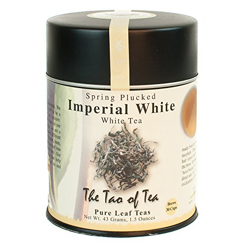 10. The Tao of Tea – Imperial White Tea