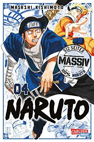 NARUTO Massiv 4: Die Originalserie als umfangreiche Sammelbandausgabe! (4)