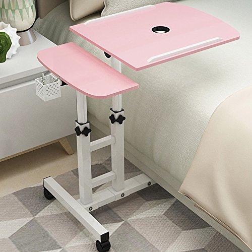 Tische ZHANGRONG - leniwy laptop składana tabela obrotowe biurko do studiów (kolor: 1003)