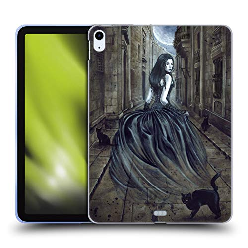 Official Selina Fenech Lost Soul Gothic Soft Gel Case Compatible for Apple iPad Air (2020)