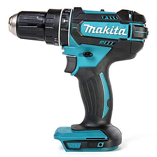 Makita DHP482Z 18v LXT Li-Ion Combi Drill 2-Speed- Blue- Naked- Replaces DHP456Z