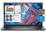 2021 Newest Dell Inspiron 5515 Business Laptop, 15.6' FHD LED Touchscreen, AMD Ryzen 5 5500U (i7-1065G7), 32GB RAM, 1TB SSD, Webcam, Backlit Keyboard, Fingerprint Reader, WiFi 6, Win 10 Enterprise