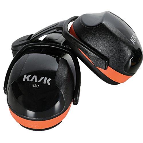Kask Gehörschutz SC3 SNR bis 31 dB in orange SC3, orange, M, WHP00001.203