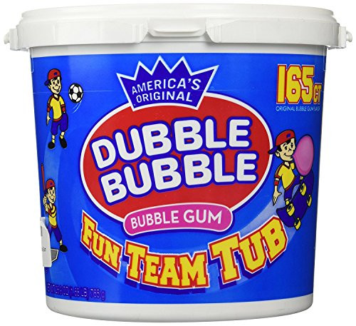 Tootsie Roll(トッツィロール)『DUBBLE BUBBLE(ダブル・バブル)BUBBLE GUM(バブルガム)』
