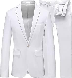 tuxedo all white