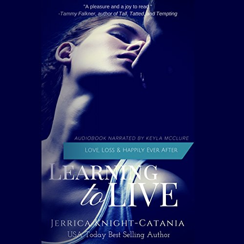 Learning to Live audiobook cover art