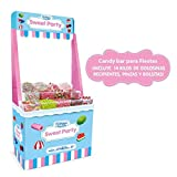 Candy Bar- Carro Chucherias- Sweet Bar