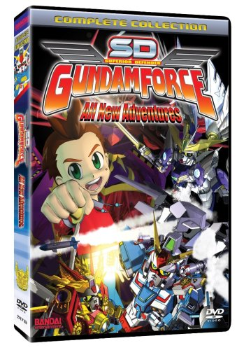 Sd Gundam Force: Anime Legends: All New Adventures [USA] [DVD]