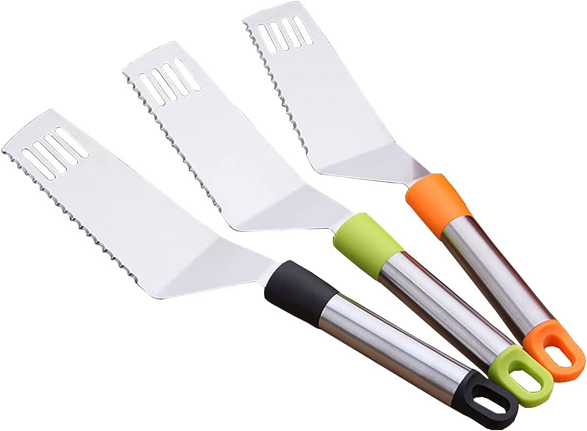 household items Barbeque Metal Grilling L Spatula Direct store Max 70% OFF Utensils Tongs