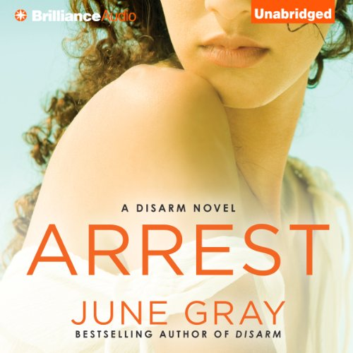 Arrest audiobook cover art