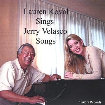 Lauren Koval Sings Jerry Velasco Songs