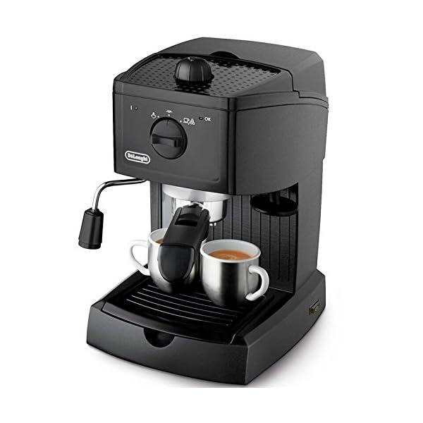 De'longhi EC 146.B – Cafetera espresso, 1l de capacidad, 15