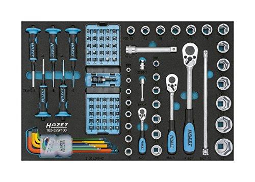 Hazet 163-329/100 Werkzeug-Sortiment