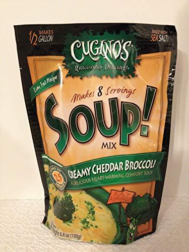 Dry Soup Mix Chdr Brocli