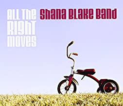 all the right moves band