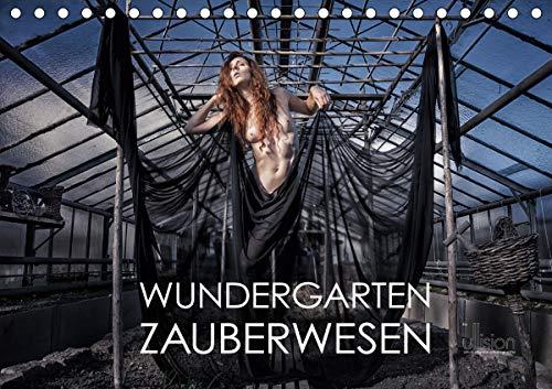 Wundergarten Zauberwesen (Tischkalender 2021 DIN A5 quer)