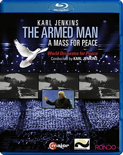 Karl Jenkins: The Armed Man - A Mass For Peace [Blu-ray]