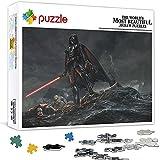 Rompecabezas de 1000 piezas Star Wars para niños, juego de rompecabezas grande, regalo (75 x 50 cm)