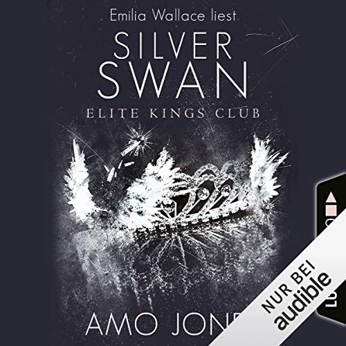 Silver Swan audiobook cover art