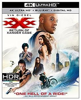 xXx  Return Of Xander Cage  4K UHD + Blu-ray + Digital
