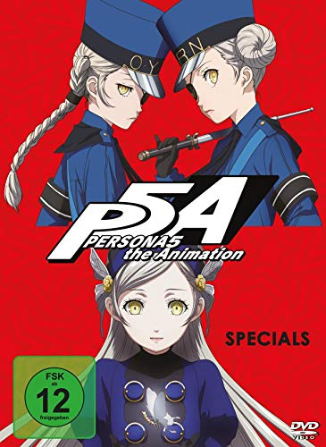 Persona 5: The Animation - Specials [2 DVDs]