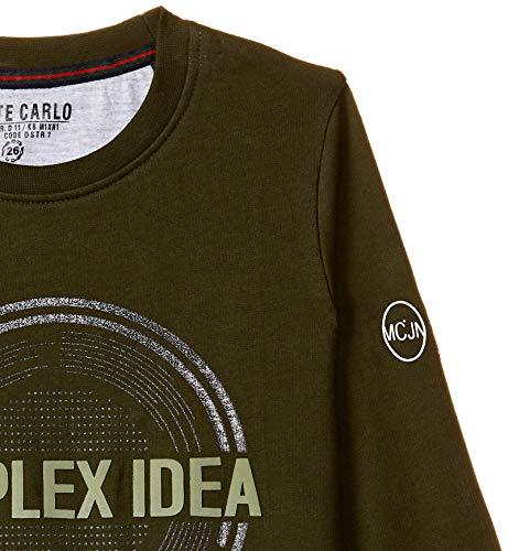 Monte Carlo Boy's Regular fit Sweatshirt 2 51t+3JHD7FL